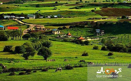 دیلمان؛شگفت انگیزترین منطقه گردشگری گیلان، عکس