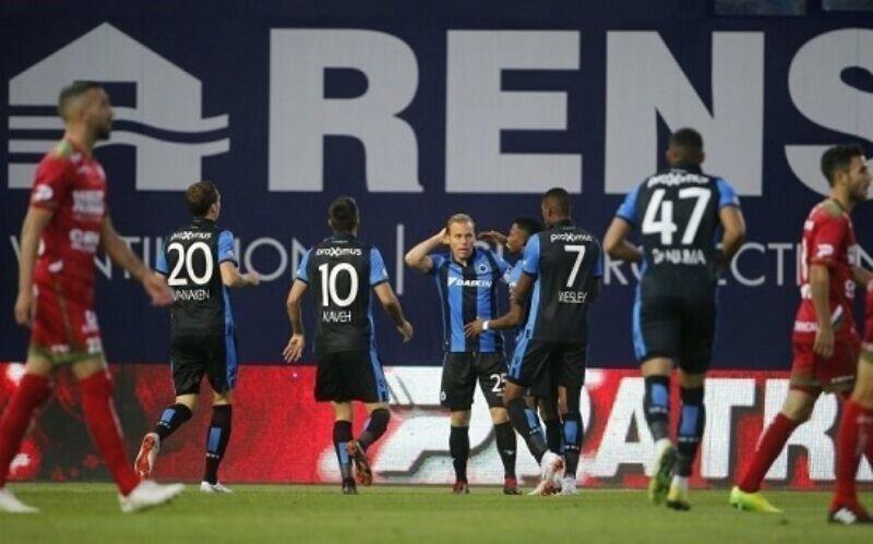 لیگ بلژیک به دلیل کرونا مختومه و قهرمان معرفی گردید