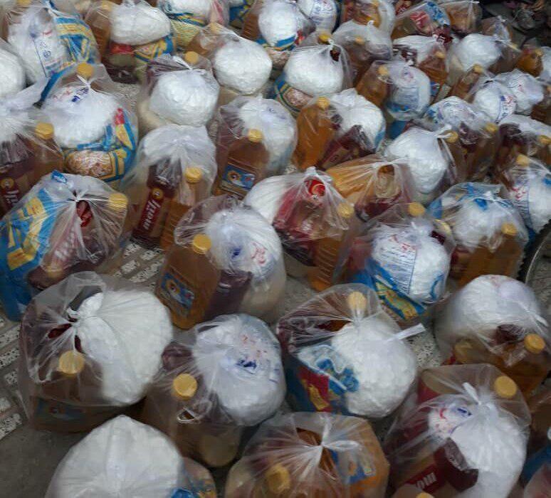 خبرنگاران 600 بسته غذایی و بهداشتی در مناطق محروم کهگیلویه و بویراحمد توزیع شد