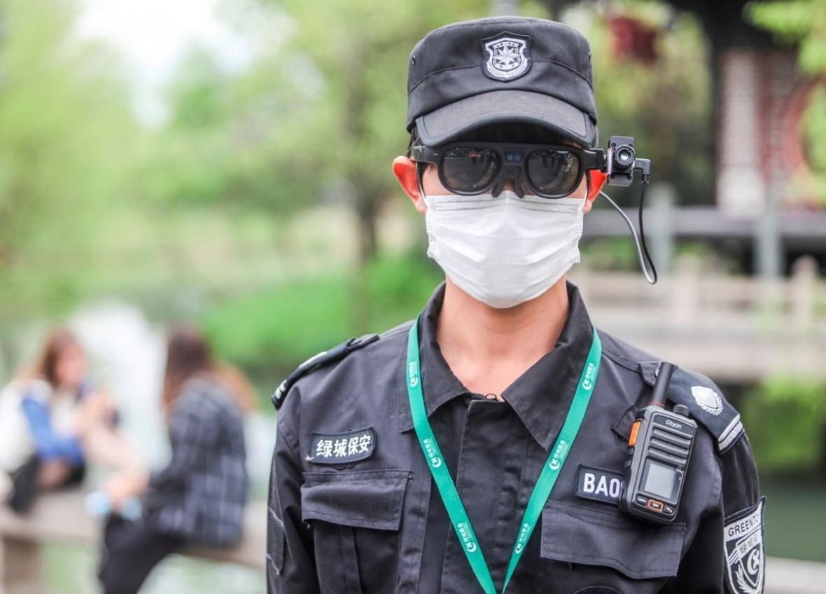 چین عینک تشخیص مبتلایان به کرونابه آمریکا صادر می نماید