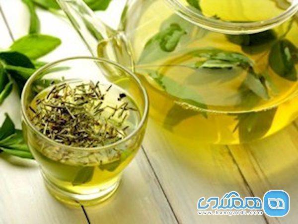 بهترین دمنوش های گیاهی برای کاهش وزن و سوزاندن چربی!