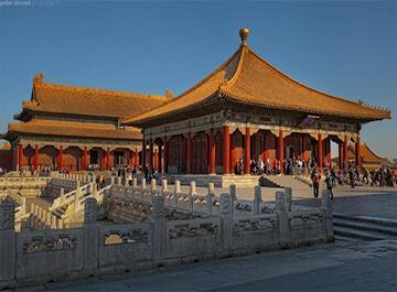 شهر ممنوعه در پکن
