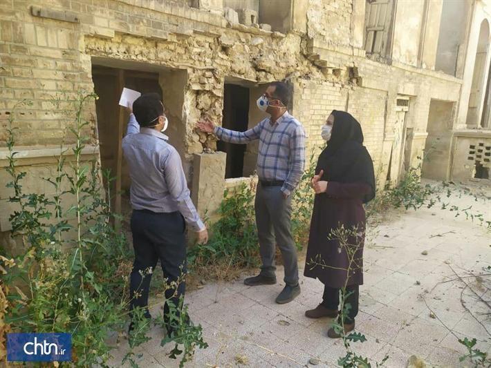 عملیات بازسازی ابنیه تاریخی خوزستان شروع شد