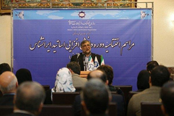 ایران شناسان در طول تاریخ سفیران فرهنگی ایران در کشور خودشان بوده اند