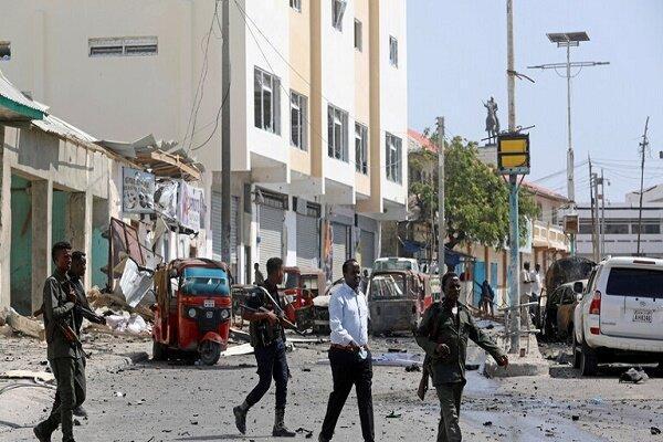 وقوع انفجار در نزدیکی سفارت قطر در پایتخت سومالی
