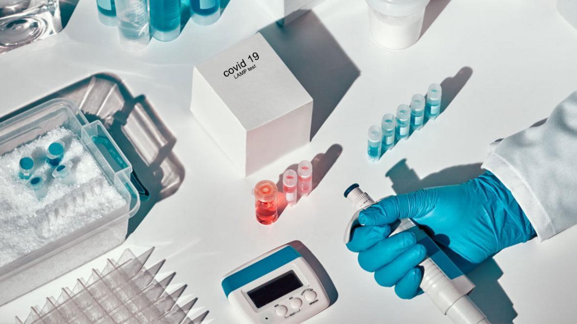 خبرنگاران تجاری سازی کیت استخراج RNA از نمونه بزاق یا مخاط بینی بیمار