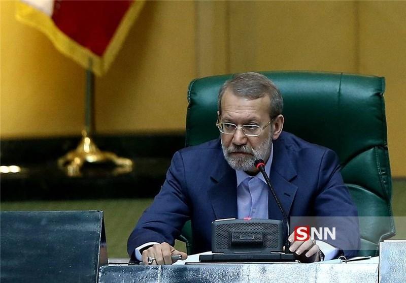 لاریجانی از عملکرد 4 ساله مجلس دهم گزارش می دهد