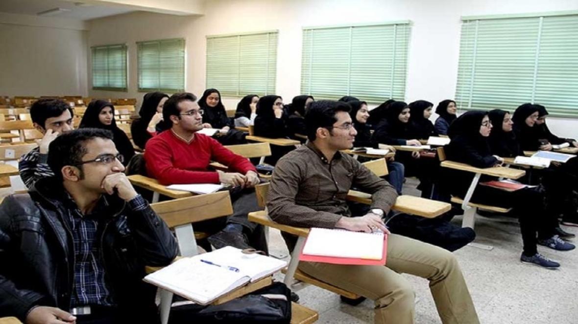 جزئیات نحوه حضور دانشجویان در کلاس های درس و سلف سرویس ها