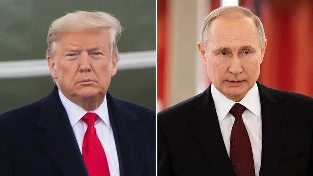 ترامپ در گفتگوی تلفنی به پوتین چه گفت؟