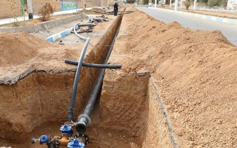 پروژه آبرسانی سد ماملو به شهرک صنعتی عباس آباد به بهره برداری می رسد