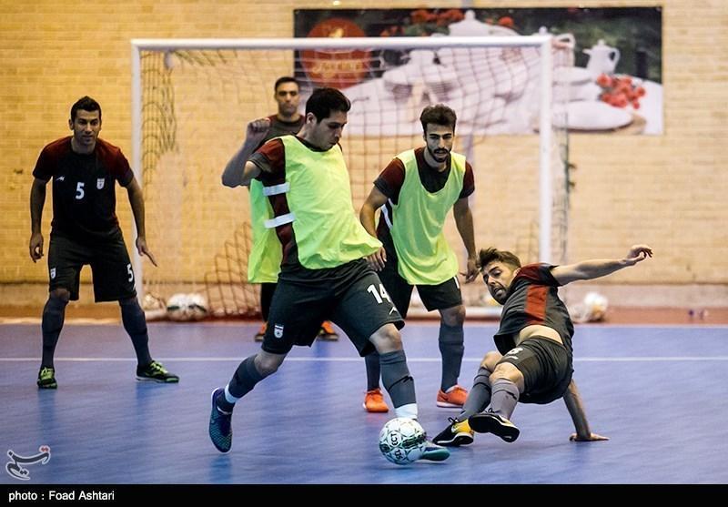 آغاز اردوی تیم ملی فوتسال از 3 تیرماه، ناظم الشریعه 16 بازیکن را به اردو فراخواند