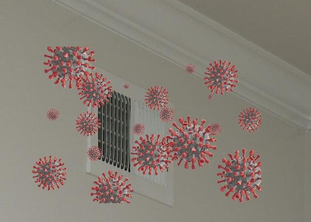 فیلتر هوایی که کرونا را از بین می برد