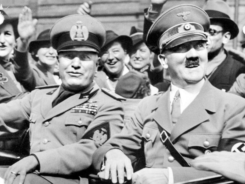 عملیات مرغ مگس خوار، کودتای درون حزبی هیتلر
