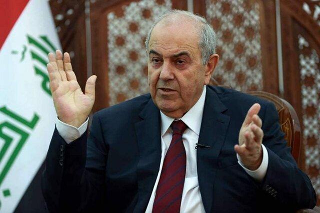 علاوی: الکاظمی دنبال کسب حمایت اقتصادی عربستان است