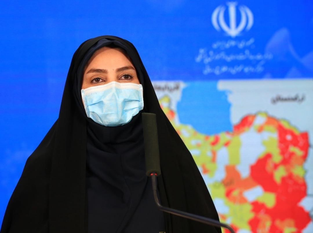 آخرین آمار کووید 19 در ایران، شناسایی 2316 مبتلای جدید به کرونا