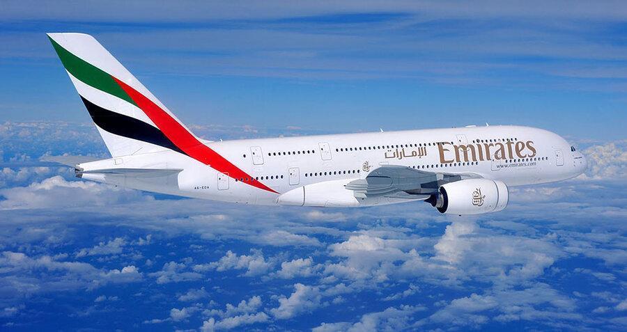 اگر در هنگام مسافرت کرونا بگیرید، هواپیمایی امارات هزینه درمان شما را پرداخت می نماید