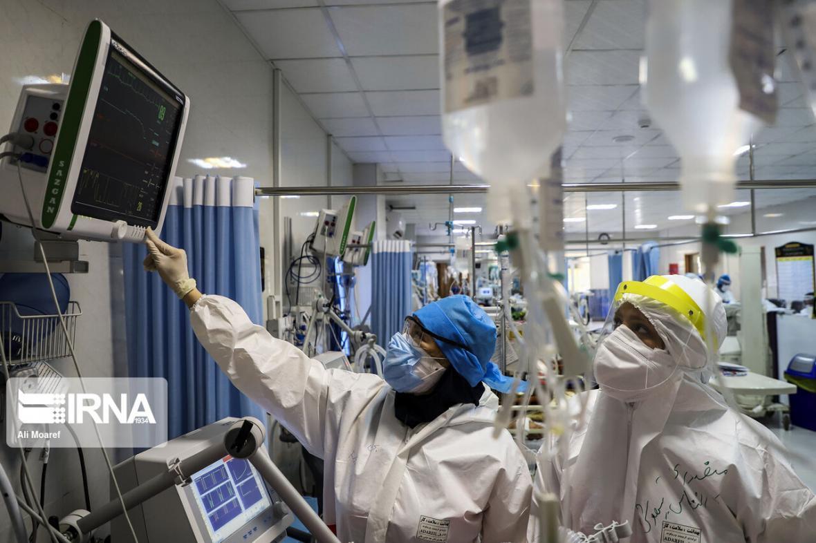 خبرنگاران ابتلای 350 نفر از کارکنان بیمارستان سینا تهران به کرونا