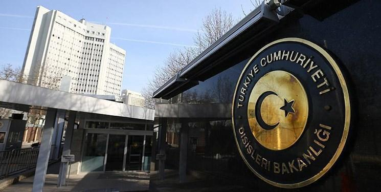 ترکیه توافق فروش نفت بین شبه نظامیان کُرد سوری و آمریکا را محکوم کرد