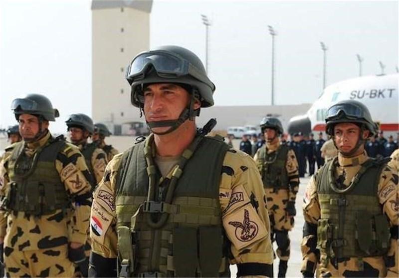 ادعای خبرگزاری آناتولی مبنی بر اعزام نیروی نظامی مصر به سوریه
