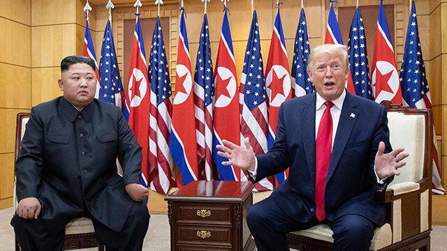 کیودو: آمریکا به دنبال ایجاد دفاتر ارتباطی در واشنگتن و پیونگ یانگ است