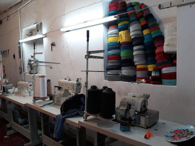 جلوگیری از قاچاق پوشاک با ایجاد اشتغال پایدار روستایی