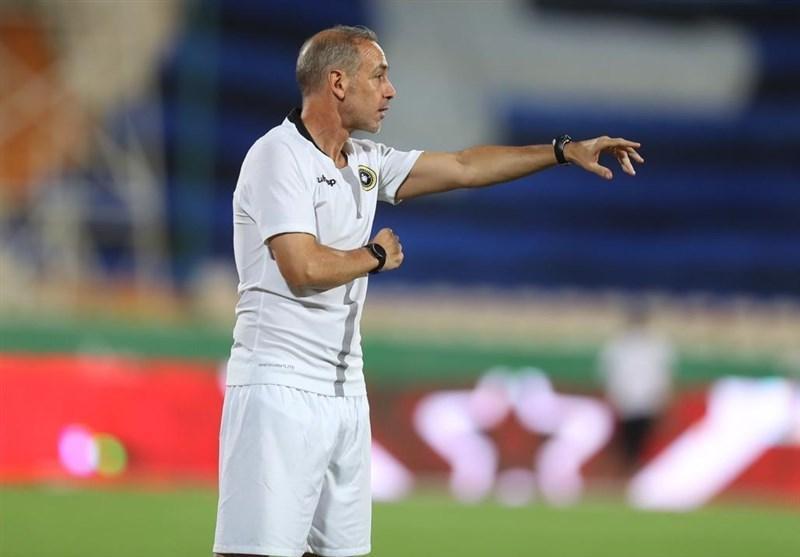 تکسیرا: در نیمه دوم تمام تمرکزمان را از دست دادیم، صحنه اخراج بازیکن استقلال را دقیق ندیدم
