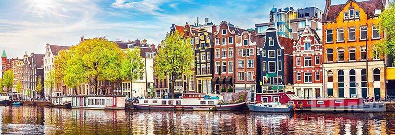دیدنی های آمستردام ، قلب هلند