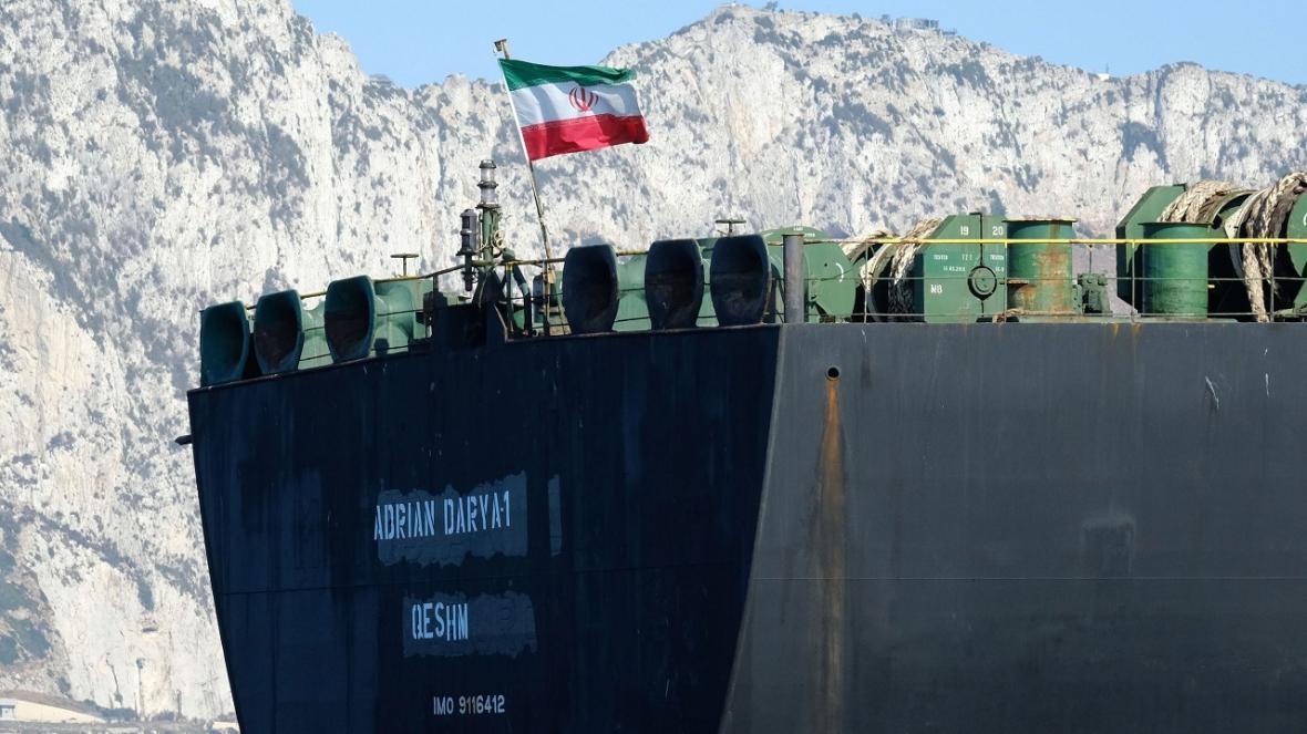 نفتکش حامل سوخت ایران وارد آب های ونزوئلا شد