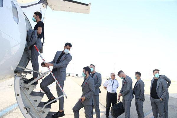 کاروان پرسپولیس راهی تهران شد