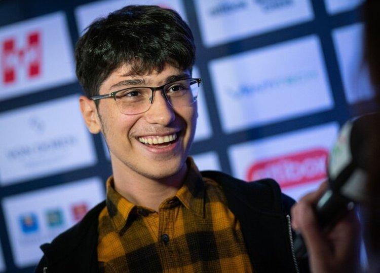پیروزی عجیب نابغه ایرانی در سوپرتورنمنت شطرنج