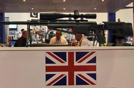 صادرات سلاح انگلیس به کشورهای تحریمی