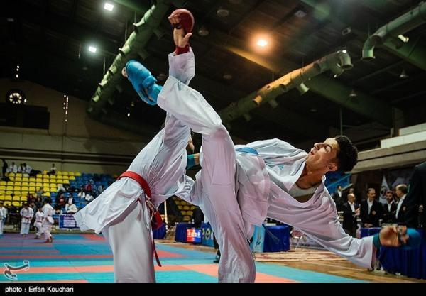 تعویق رقابت های انتخابی تیم های ملی کاراته
