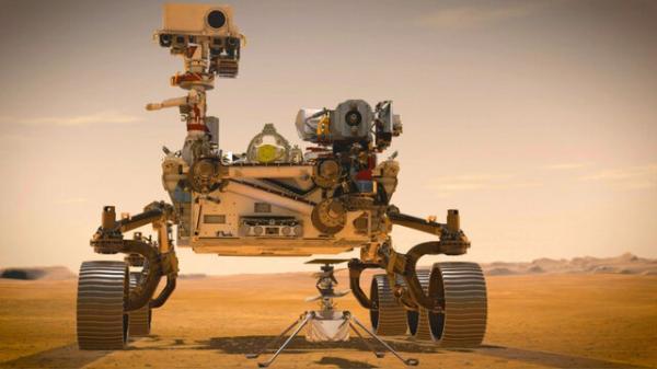 نگاهی به مریخ نورد استقامت، یکی از پیشرفته ترین سازه های دست بشر