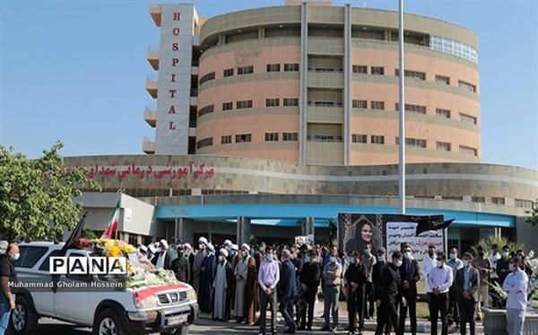 اوحدی: 144 شهید مدافع سلامت در فهرست مصادیق شهدای خدمت قرار گرفته اند