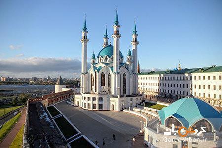 مسجد کول شریف؛دومین و عظیم ترین مسجد روسیه و اروپا