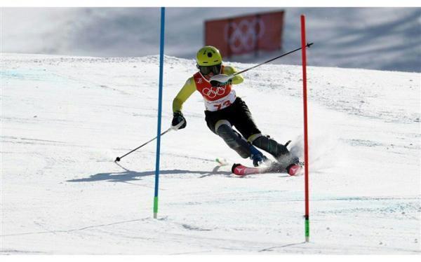 مرحله دوم لیگ اسکی آلپاین نیمه تمام باقی ماند