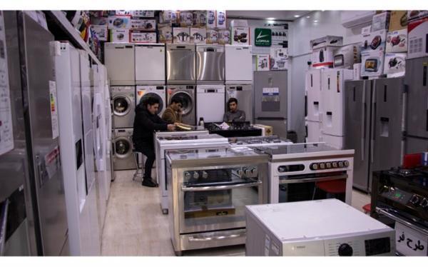 تولید 15 میلیون دستگاه لوازم خانگی در سال 99