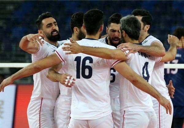 سقوط والیبال ایران به رتبه نهم دنیا و دوم آسیا
