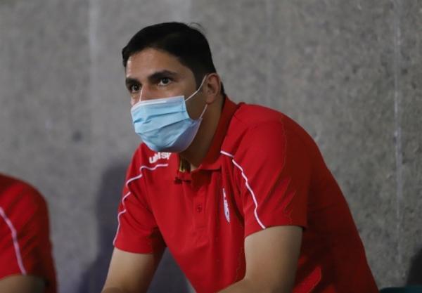 هاشمیان: فدراسیون فوتبال به تنهایی قادر به حل مسائل نیست، ملی پوشان با همه سلول های وجودشان تلاش کردند