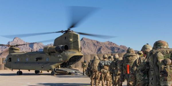 مقام آمریکایی: 650 نظامی برای حمایت از دیپلمات ها در افغانستان باقی می مانند