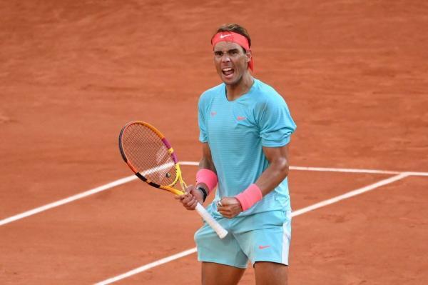 خبرنگاران فزونی نادال برابر جوکوویچ در فینال مسابقات تنیس مسترز رُم