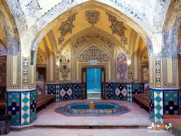 ثبت حمام حاج لطفعلی فیض آباد در فهرست آثار ملی ایران