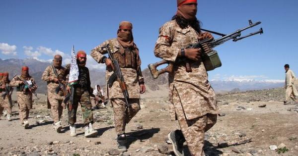 اولین واکنش طالبان به حمله پهپادی آمریکا