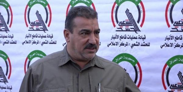 الحشد الشعبی:حرکت داعش را در غرب الانبار فلج کردیم
