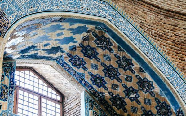 از مسجد کبود تبریز بیشتر بدانید، عکس