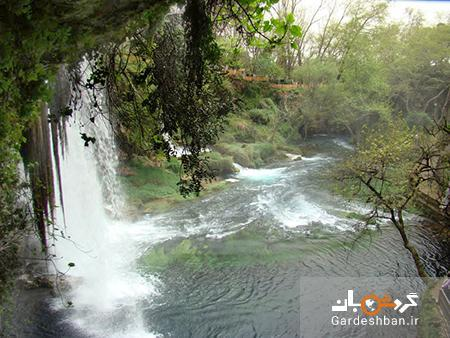آبشار دودن ؛ طبیعت کارت پستالی آنتالیا