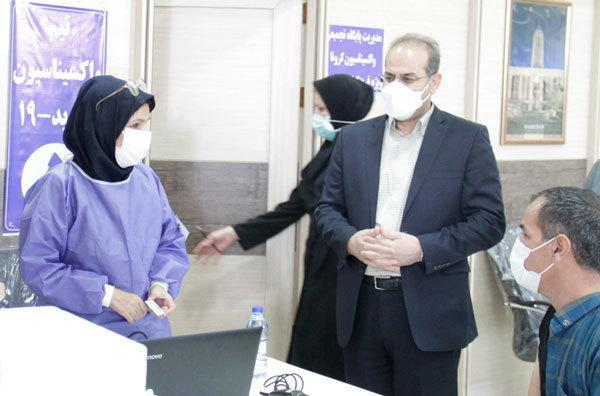 واکسیناسیون بیش از 8 هزار نفر از فرهنگیان استان همدان