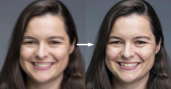 گوگل و فناوری باورنکردنی تازه ارتقای کیفیت عکس ها: یک عکس 64 در 64 پیکسل بدهید و عکس 1024 در 1024 تحویل بگیرید