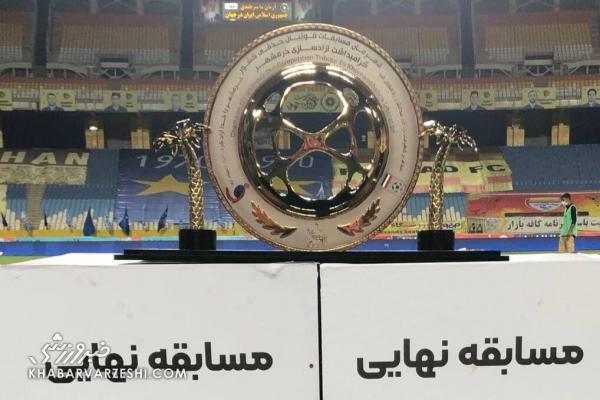 زمان برگزاری مرحله اول جام حذفی فوتبال معین شد